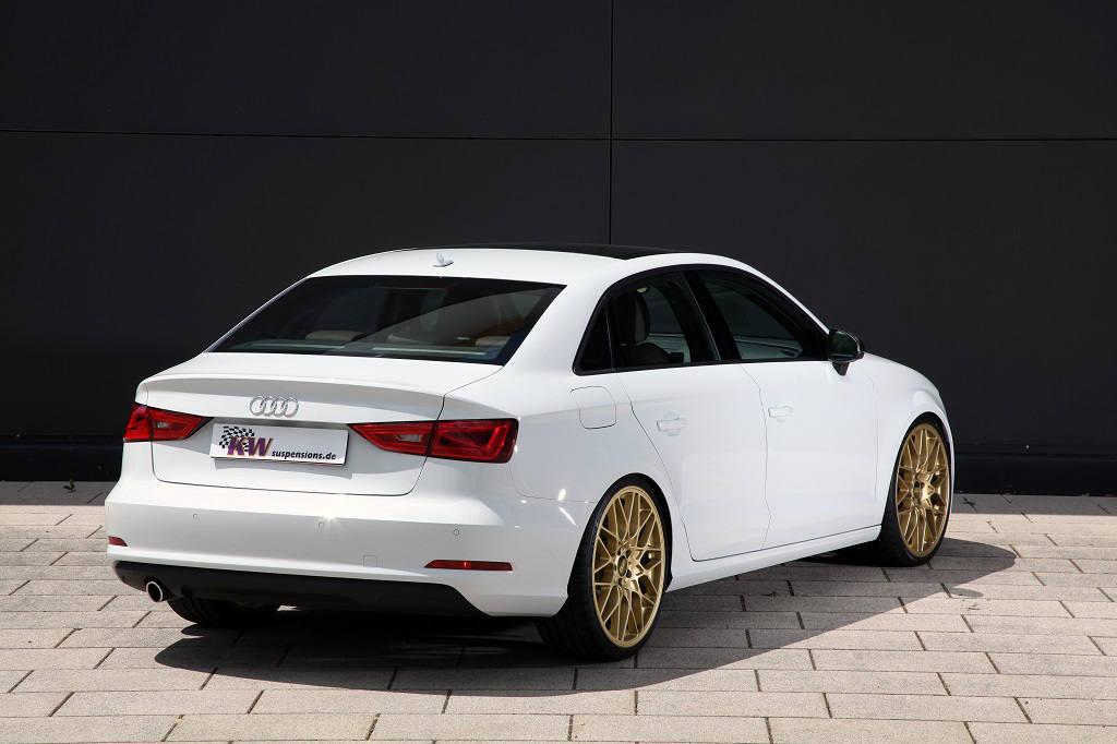 Zawieszenie KW – Audi A3 8V sedan | KW Suspensions - Zawieszenia gwintowane - Wyłączny ...