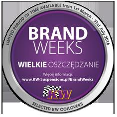 KW BrandWeeks 2016